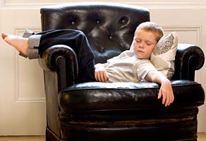 Help your kids get better sleep.