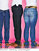 Find the right jeans for your figure.
