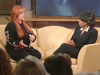 Wynonna Judd talks about her battle with weight