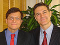 Dr. Oz and Dr. Michael Roizen