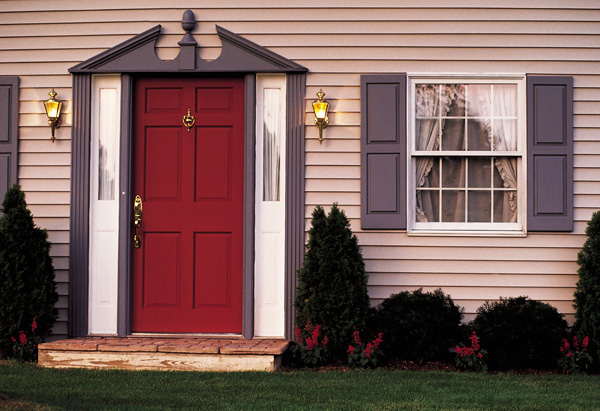 Front door & 5 Smart Spring Projects for Your Front Yard - Tom Kraeutler Pezcame.Com