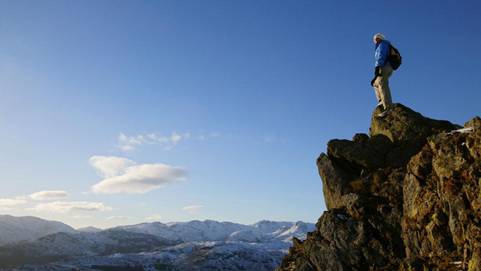 Women Climbing Mount Everest