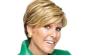 Suze Orman's Spring-Cleaning: Overhaul Your Files and Finances