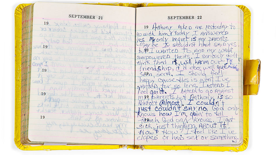 Megarainbowdash2000 S Journal: Oprah's Private Journals