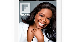 Flipboard Partners with OWN: Oprah Winfrey Network and Oprah.com