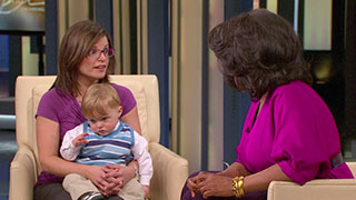 An <i>Oprah Show</i> Audience Member Goes into Labor