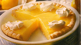 The Best Lemon Pie