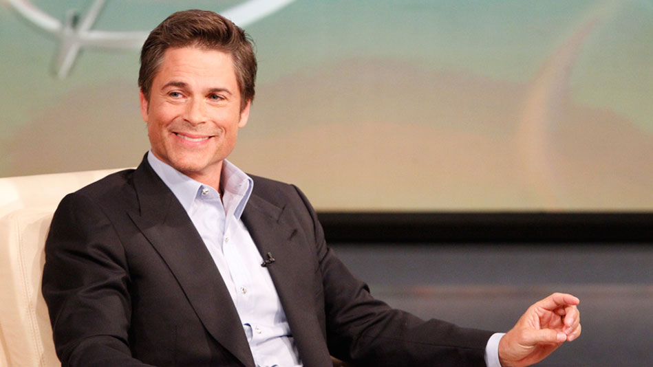 Exclusive Rob Lowe Opens Up