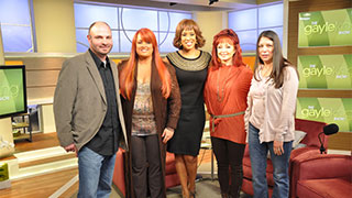 OWN Facebook Contest Winners Meet The Judds!