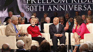 Oprah Honors Freedom Riders