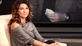 Shania Twain Speaks Out