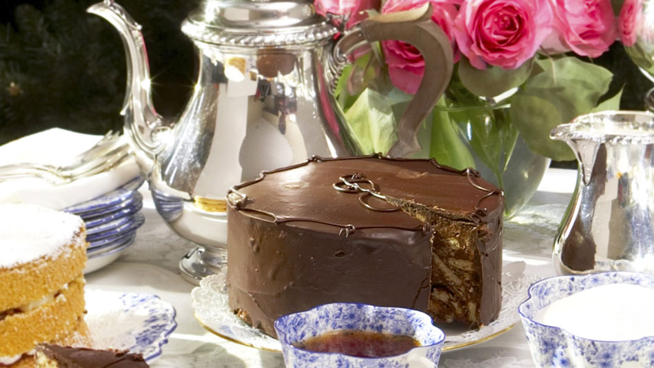 Chocolate Biscuit Cake Recipe
