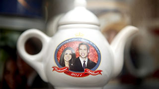 Royal Wedding Souvenirs