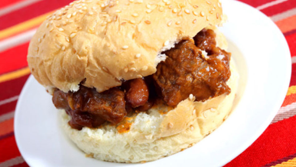 Healthy Sloppy Joes Recipe - Bob Greene Recipes