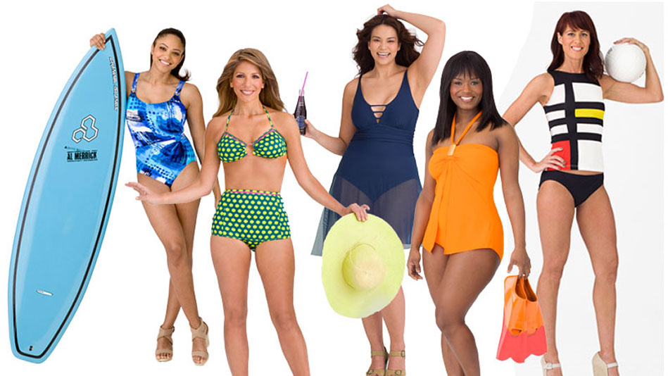 How To Choose The Right Swimsuit For Your Body Type Find