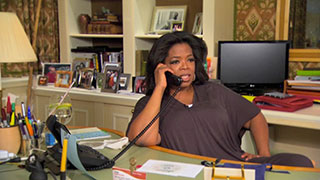 Web Exclusive: Oprah's Phone Call with The Duchess