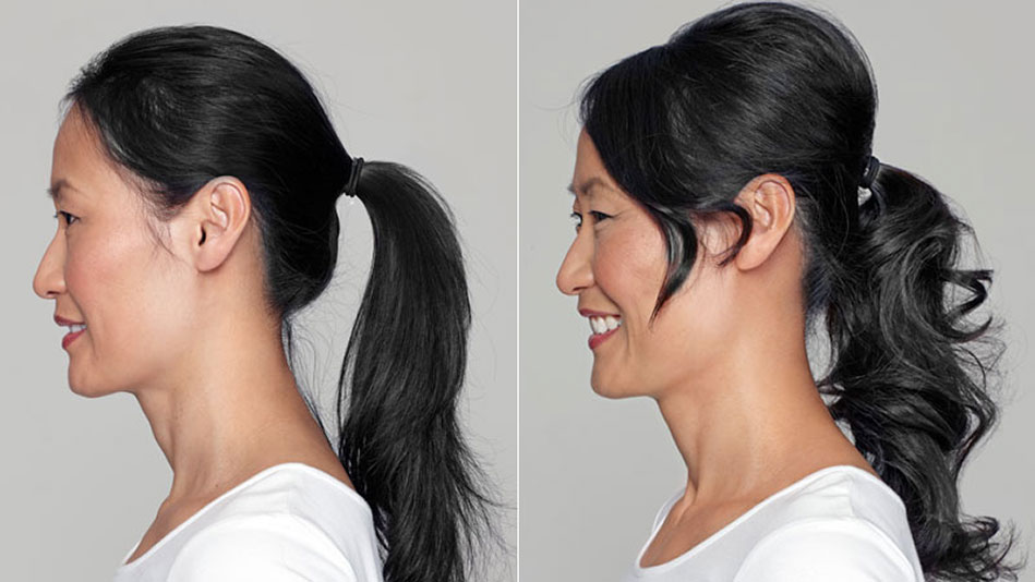 Pleasing How To Make A Perfect Chic Ponytail Ponytail Hairstyle Short Hairstyles Gunalazisus