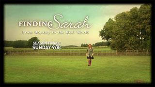 Sneak Peek: <i>Finding Sarah</i> Finale