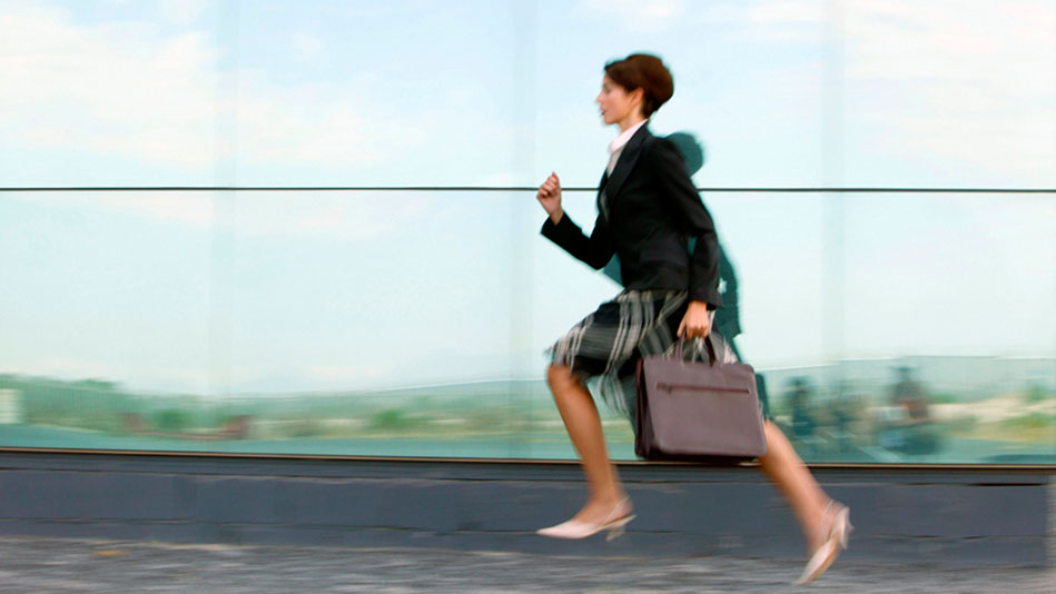 """Image result for rushing for work"""""""