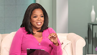 Oprah to Hold Live Online Discussions During Premiere Week of <em>Oprah's Lifeclass</em>