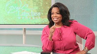 '<i>Oprah's Lifeclass</i>' Expands to Two-Hour Event Fridays Beginning October 21