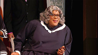 <i>Visionaries:</i> Tyler Perry - It's Showtime for <i>Madea</i> in New Orleans!