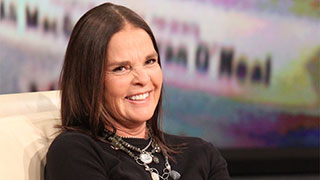Ali MacGraw Embraces Her Age