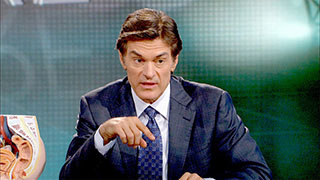Dr. Oz on Female G-Spots and Orgasms