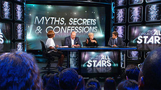 <i>Ask Oprah's All Stars</i> - Myths, Secrets and Confessions