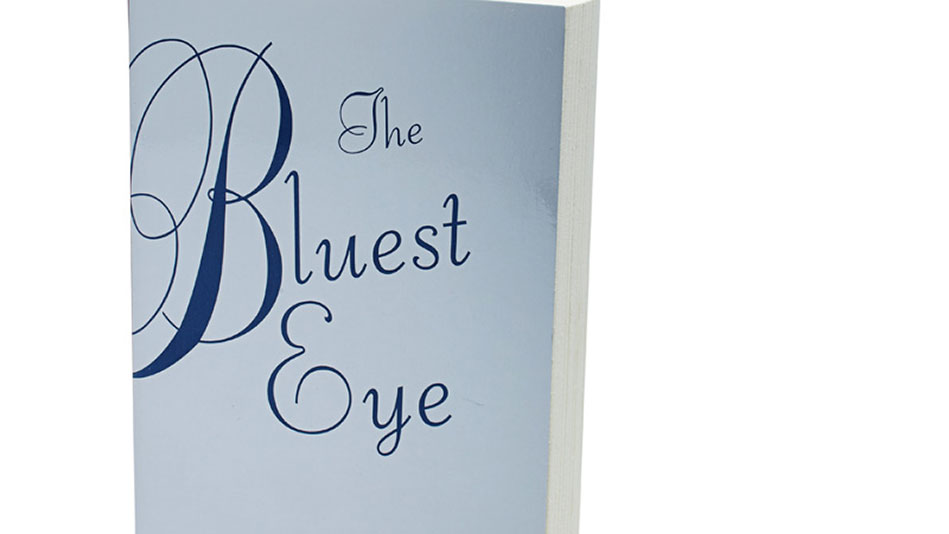 'The Bluest Eye' by Toni Morrison book cover