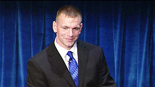 Exclusive Full Interview: Captain Joshua Mantz Speaks to Lisa Ling About PTSD