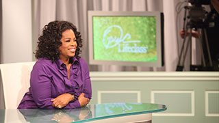 <i>Oprah's Lifeclass</i> Returns with<br>All-New Live Shows
