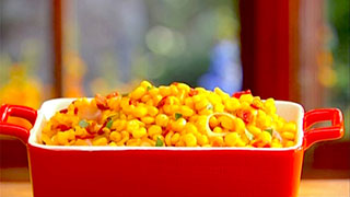 Sauteed Sweet Corn