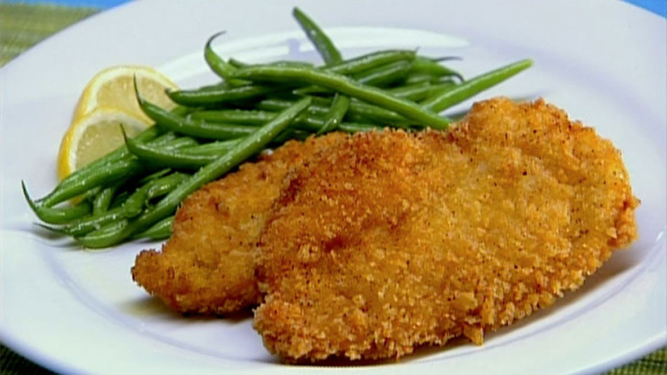 The Ambush Cook - Recipe - Mustard Crusted Chicken