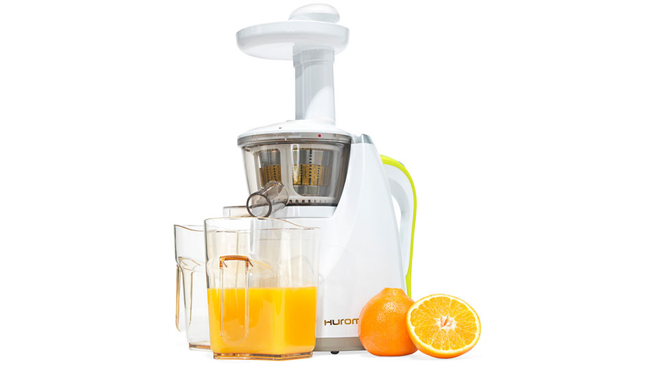 Hurom Slow Juicer Pulp Stuck : Hurom Slow Juicer