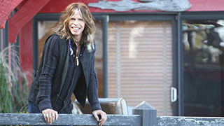Tour Steven Tyler's New Hampshire Retreat