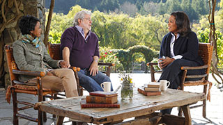 George Lucas Opens Up About His Relationship
