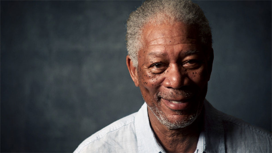 Morgan Freeman Declares 'I'm an Actor' - Video