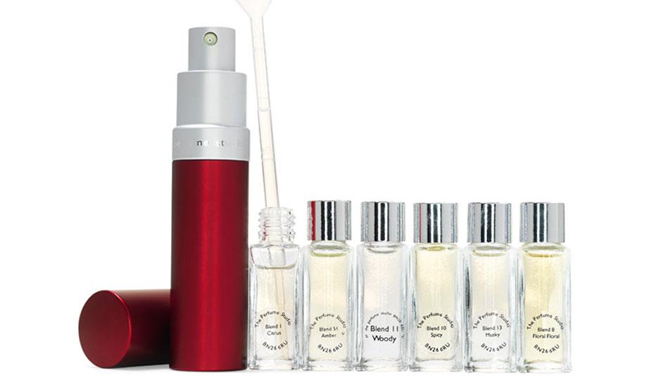 The Perfume Studio Design Your Own Oriental Perfume Set