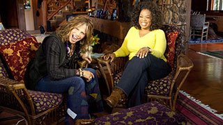 Oprah Talks to Steven Tyler About His Hardest Battles and Greatest Loves