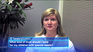 Ultimate Money Lessons: Do I Need a Special Needs Trust?