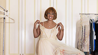 Gayle King's Extreme Closet Makeover