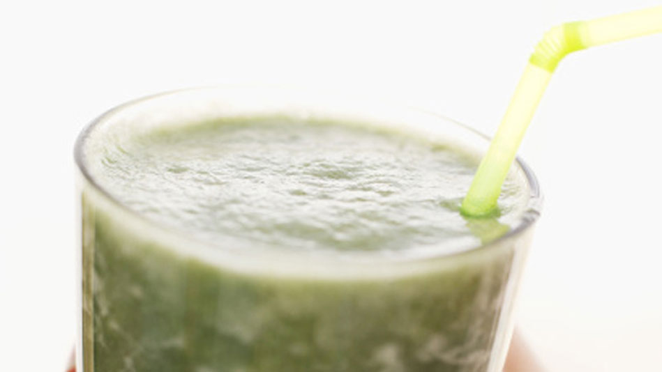 Dr. Oz's Pineapple-Kale Juice Recipe