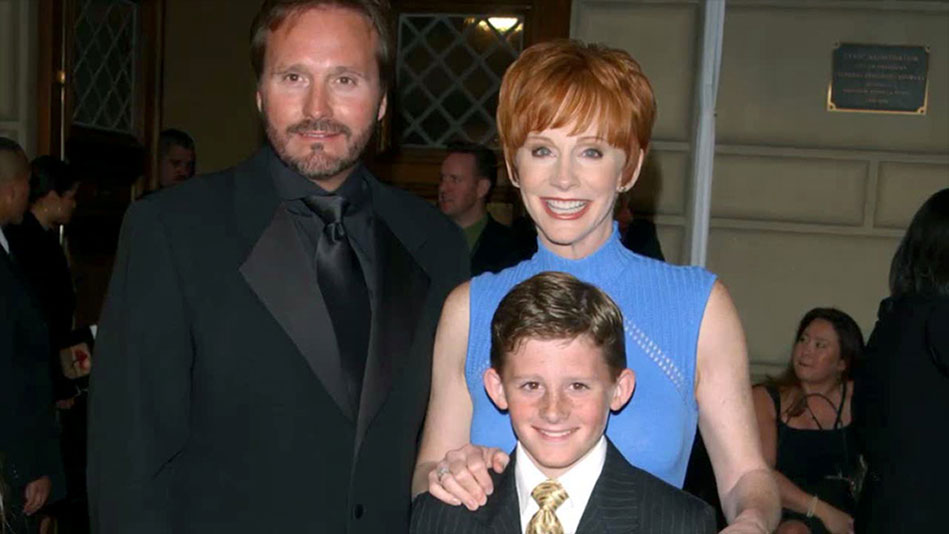 reba mcentire and family images