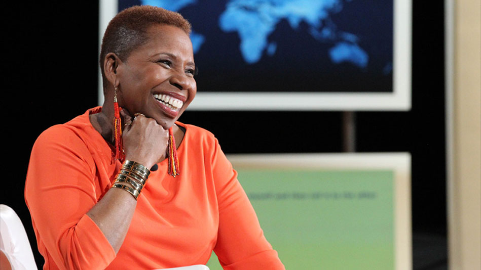 Iyanla Vanzant: The One Person (You'd Never Expect) Who's Causing Your Pain