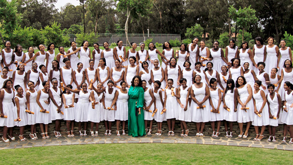 oprah winfrey leadership academy for girls
