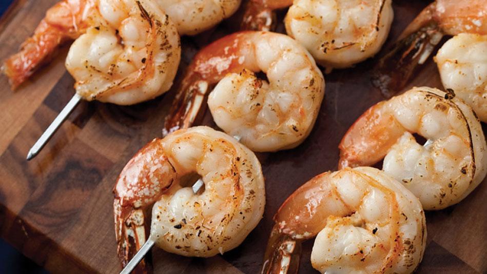 Spicy Citrus Grilled Shrimp Recipe