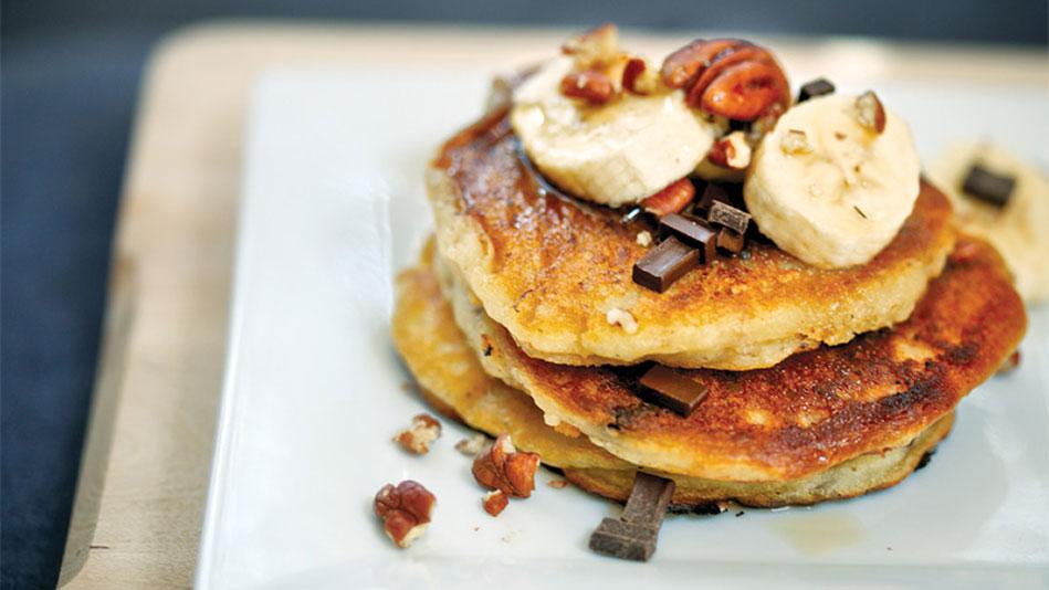 Single Lady Pancakes Recipe - Joy Wilson - Joy the Baker Cookbook