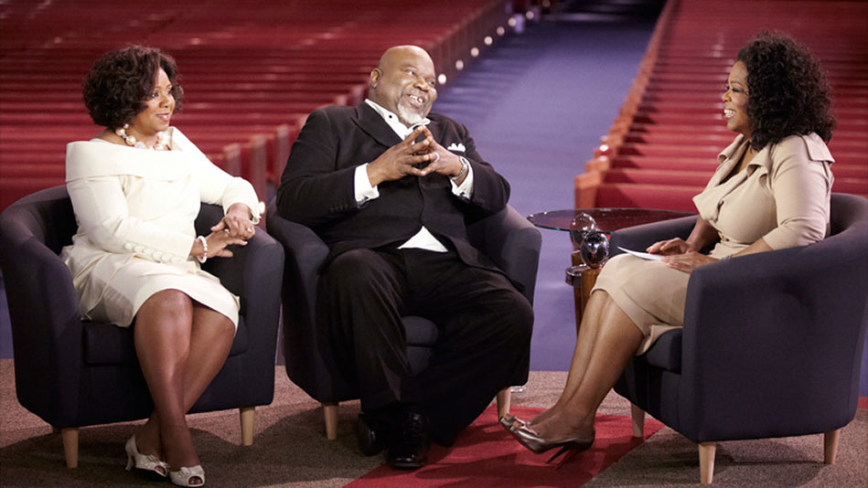 The Secret to Bishop T D  Jakes' 30-Year Marriage - Video