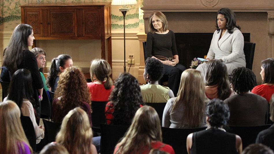 Feminist Gloria Steinem On Progress And Women's Rights